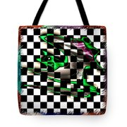 Abstract Composition 506 Tote Bag