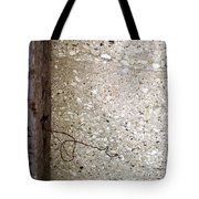 Abstract Concrete 12 Tote Bag