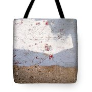 Abstract Concrete 13 Tote Bag