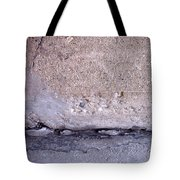 Abstract Concrete 4 Tote Bag