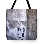 Abstract Concrete 9 Tote Bag