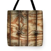 Abstract Construction Art Tote Bag