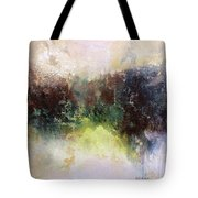 Abstract Contemporary Art Tote Bag