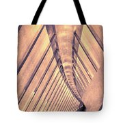 Abstract Corridor Architecture Tote Bag