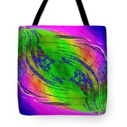 Abstract Cubed 234 Tote Bag