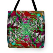 Abstract Cubed 275 Tote Bag