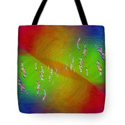 Abstract Cubed 355 Tote Bag