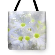 Abstract Daisy Boquet Tote Bag