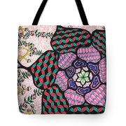 Abstract Design #1 Tote Bag