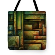 Abstract Design 102 Tote Bag
