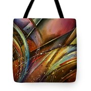 Abstract Design 111 Tote Bag by Michael Lang