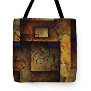 abstract design  B Tote Bag