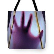 Abstract Digits Tote Bag