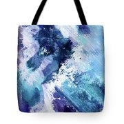 Abstract Division - 72t02 Tote Bag