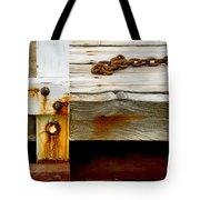 Abstract Dock Tote Bag