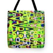 Abstract Dr #6 Tote Bag