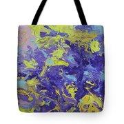 Abstract Duo Tote Bag