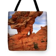 Abstract Erosion Tote Bag
