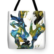 Abstract Expressionism Painting Series 716.102710 Tote Bag