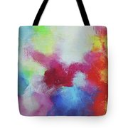 Abstract Expressions Tote Bag