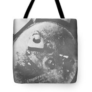 Abstract Faded Tote Bag