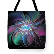 Abstract Fantasy Tote Bag