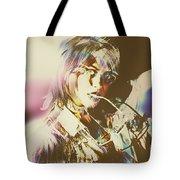 Abstract Fashion Pop Art Tote Bag