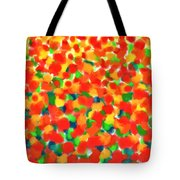 Abstract Field Tote Bag