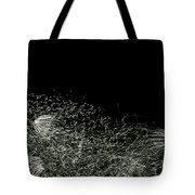 Abstract Fireworks II Tote Bag
