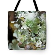 Abstract Flora 1 Tote Bag