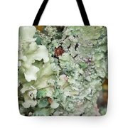 Abstract Floral 2 Tote Bag