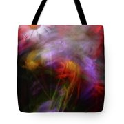 Abstract Flowers One Tote Bag