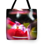 Abstract Flowers Part Two Tote Bag