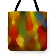 Abstract Flowing Light Tote Bag
