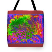 Abstract Forest 2 Tote Bag
