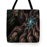 Abstract Fractal 050810 Tote Bag
