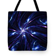 Abstract Fractal 051910 Tote Bag