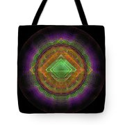 Abstract Fractal Tote Bag
