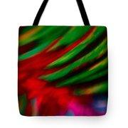 Abstract Frolic Tote Bag