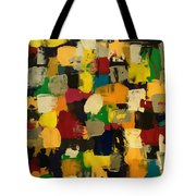Abstract Fun Tote Bag by Sonya Wilson