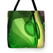 Abstract Glass 1 Tote Bag