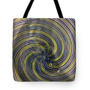 Abstract Glass 6 Tote Bag