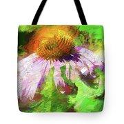 Abstract Harmony Tote Bag