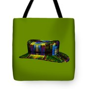 Abstract Hat For All Tote Bag