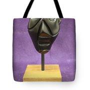 Abstract Head Tote Bag