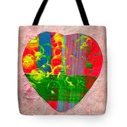 Abstract Heart 310118 Tote Bag