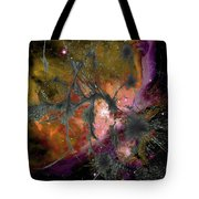 Abstract Images Of Forgiveness Series #4 Tote Bag