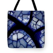 Abstract In Mud 1.1 Tote Bag