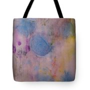 Abstract In Red, Blue, And Yellow Tote Bag