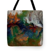 Abstract Ix Wr Tote Bag